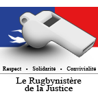 Le Rugbynistère de la Justice