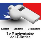Le Rugbynistère de la Justice
