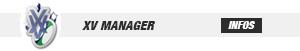 XV Manager : Le Jeu de management d'�quipe de Rugby