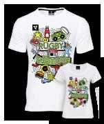 Un Teeshirt le Rugbynistère offert pour chaque abonné !