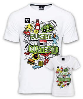 Un Teeshirt le Rugbynistère offert pour chaque abonné !