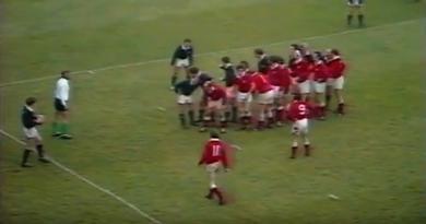 [UCHRONIE] 1971 : la génération dorée galloise ne peut rien face à la Nouvelle-Zélande en finale