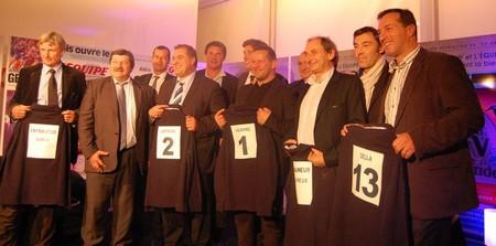 Le XV de légende - 1985-2010 : 25 ans GMF