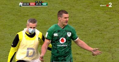 6 Nations 2021. L'Irlande sans Sexton et Murray face au XV de France [COMPOSITION]
