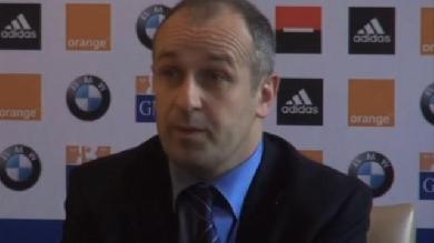 VIDÉO. XV de France : PSA se lâche en conférence de presse :«On n'a pas besoin de starlettes, on a besoin de champions»