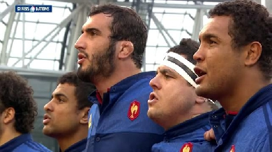 VIDEO. 6 nations. XV de France. Le besogneux Yoann Maestri retrousse ses manches contre l'Irlande
