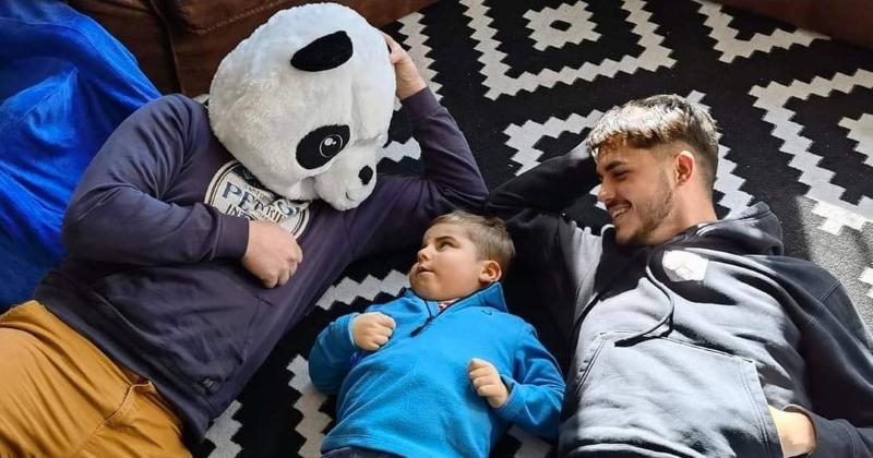 Valeurs du rugby : 5 rugbymen calaisiens en randonnée pour des enfants malades