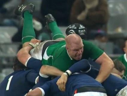6 Nations 2010 : Le betisier de France Irlande