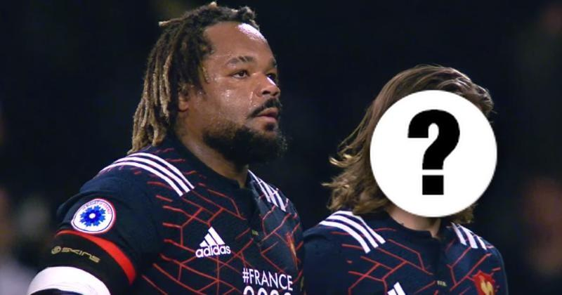 6 Nations 2018 - Dans la tête de Mathieu Bastareaud avant France - Angleterre