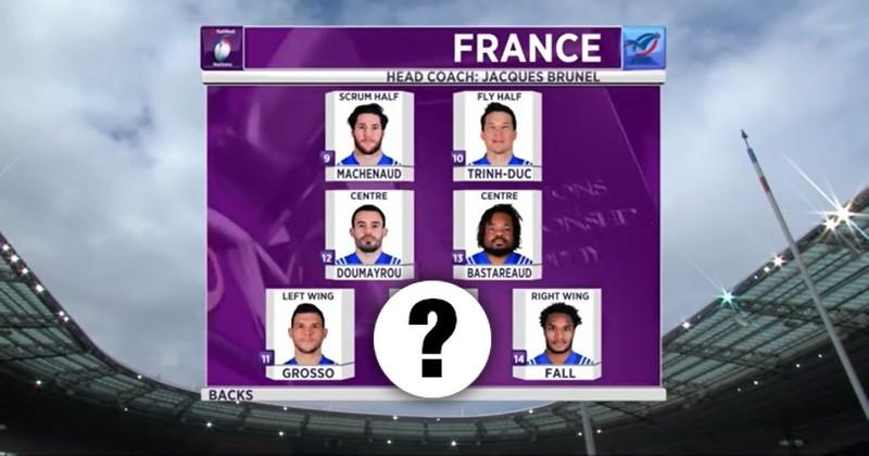 6 Nations 2018 - XV de France : avec quelle ligne de 3/4 face au Pays de Galles ?