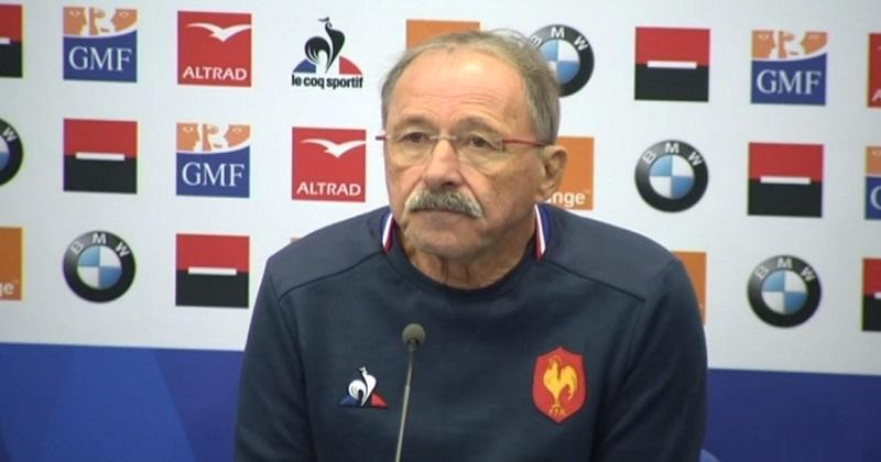 XV de France - Jefferson Poirot capitaine ? ''Naturel'', pour Jacques Brunel !