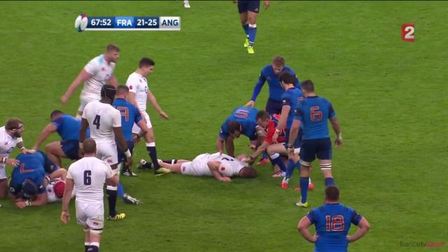 VIDEO. France - Angleterre : Pourquoi Dylan Hartley a-t-il fini le match KO ?