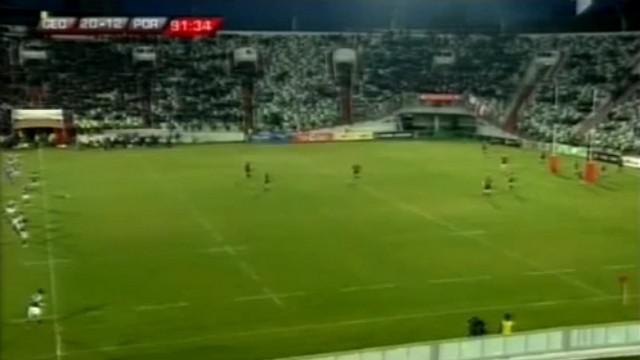 VIDEO. 6 nations B. Le Portugal fait douter la Géorgie dans un match interminable !