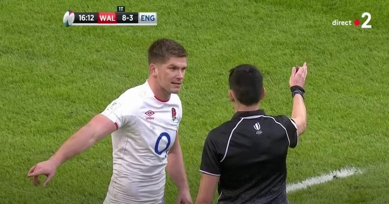 6 Nations. Dan Biggar surprend les Anglais avec une inspiration chirurgicale [VIDÉO] - Le Rugbynistère