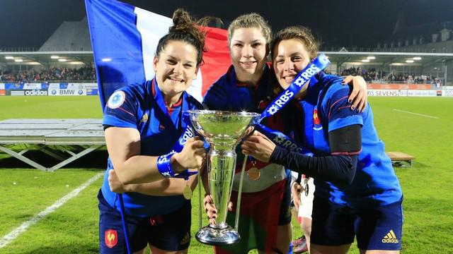 RESUME VIDEO. 6 Nations féminin. La France bat l'Angleterre et remporte le Tournoi