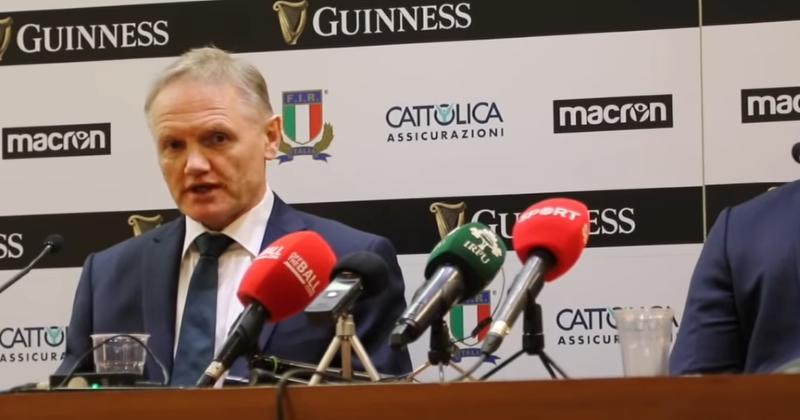 6 Nations - IRLANDE : pourquoi Joe Schmidt avoue-t-il son inquiétude ?