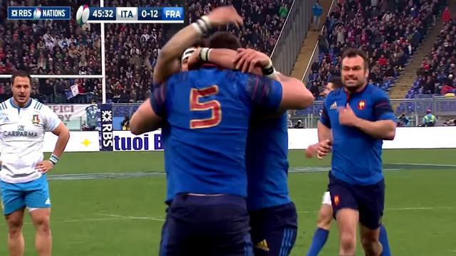 6 Nations : la presse étrangère analyse la victoire du XV de France en Italie