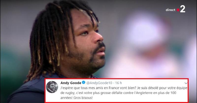 6 Nations - La défaite du XV de France face à l'Angleterre vue par Twitter