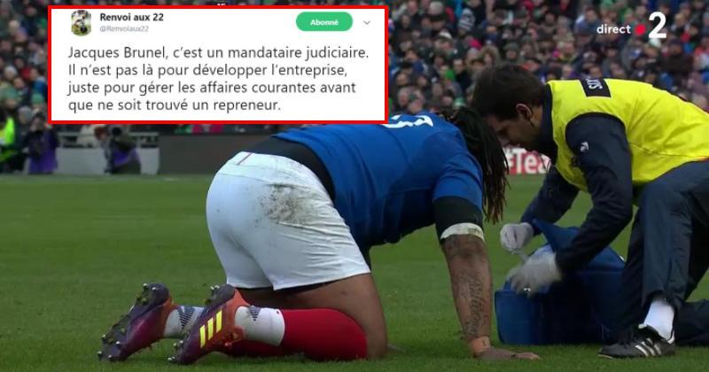 6 Nations : la défaite du XV de France face à l'Irlande vue par Twitter