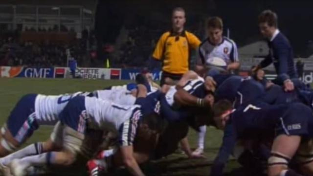 VIDEO. 6 Nations U20 : l'impressionnante victoire des Bleuets face à l'Ecosse (47-6)