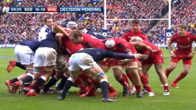 VIDEO. 6 Nations. Ecosse - Pays de Galles : les essais de Mark Bennett et Liam Williams auraient-ils dû être validés ?