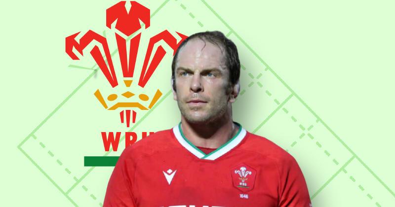 6 Nations - Pays de Galles : Pas de Rhys Webb et toujours Alun Wyn Jones