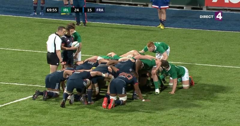 6 Nations U20 - France vs Irlande annulé à Brive et délocalisé