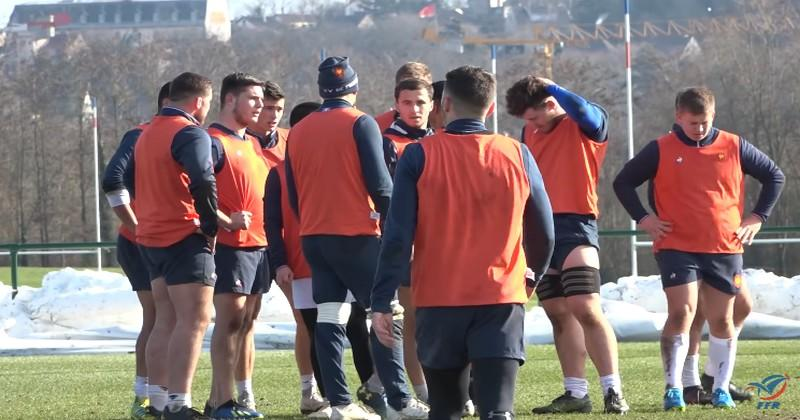 6 Nations U20 - La composition de la France pour le choc en Angleterre