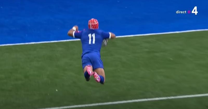 6 Nations U20. Le triplé en 20 minutes de la pépite toulousaine Nelson Épée n'a pas suffit aux Bleuets [VIDÉO]