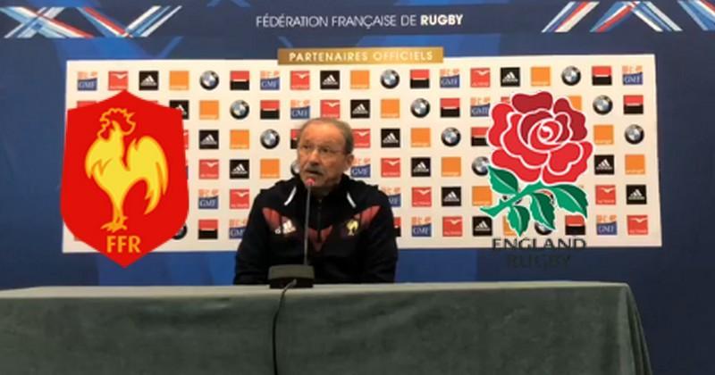 VIDEO. 6 Nations - XV de France. Brunel : ''François Trinh-Duc doit nous amener plus de précision''