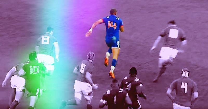 6 Nations - XV de France. Que vaut Gaël Fickou à l'aile des Bleus ?
