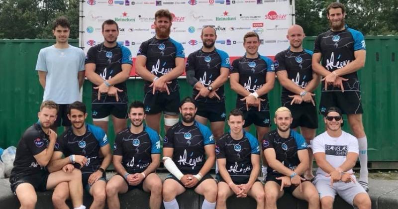 Rugby à 7 - Circuit Élite 2019 : Les 7 Fantastics, les nouveaux super-héros du 7