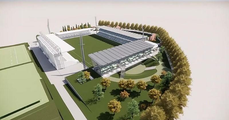 27 millions d'euros, 14 300 places assises, le nouveau Jean Dauger se dévoile en vidéo