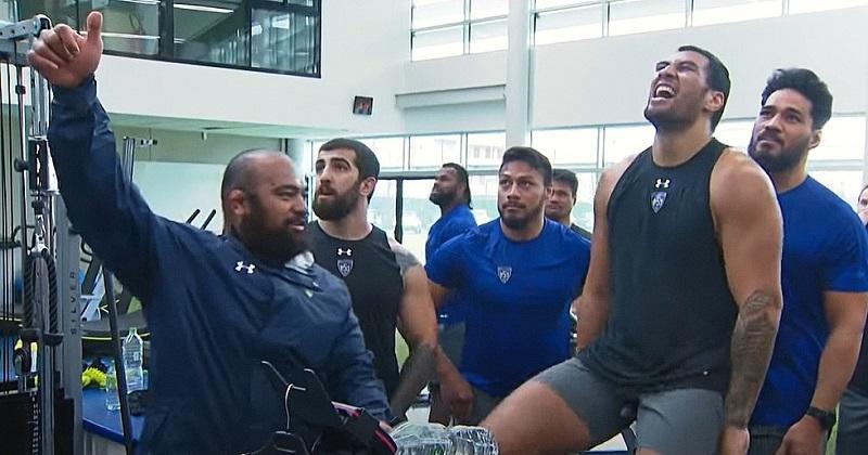À Clermont, certains joueurs ont déjà perdu près de 8 kilos