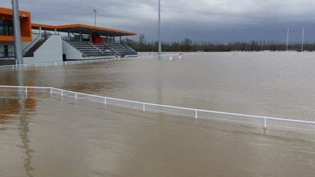 Pro D2 : A Dax on se prépare à jouer au water-rugby