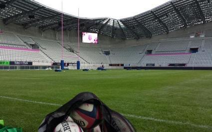 VIDEO. A la découverte du nouveau Stade Jean-Bouin