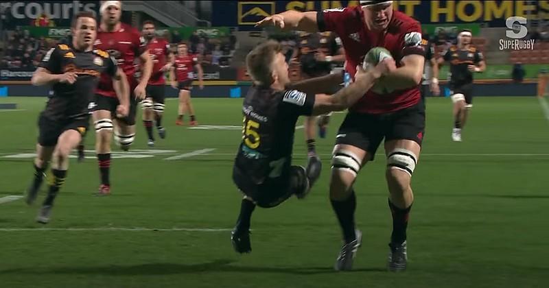 Super Rugby Aotearoa - A l'image de McKenzie, les Chiefs ont fini par exploser [VIDEO]