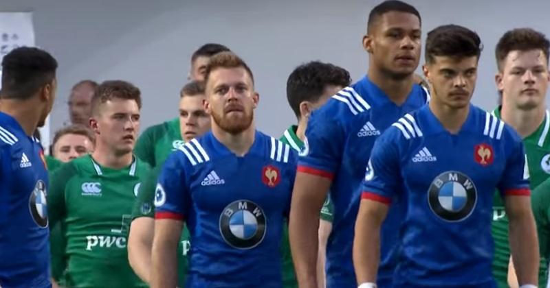 À quoi va ressembler l'équipe de France U20 pour le prochain 6 Nations ?
