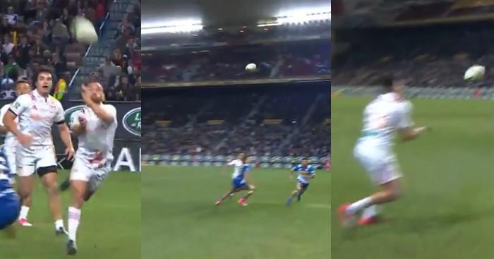 VIDEO. Super Rugby. Aaron Cruden envoie les Chiefs en demie avec une superbe passe vissée de 20 mètres