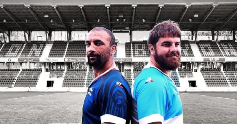 PRO D2 - L'Aviron Bayonnais dévoile ses nouveaux maillots domicile et extérieur