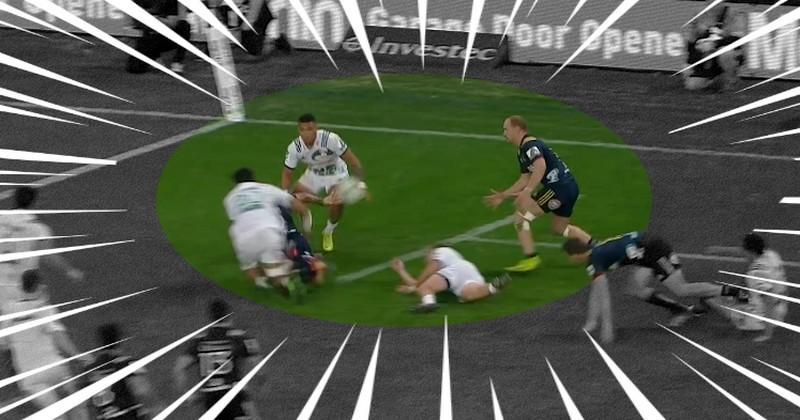 Super Rugby - Offload impossible, passe vissée, Aaron Smith régale avec les Highlanders [VIDÉO]