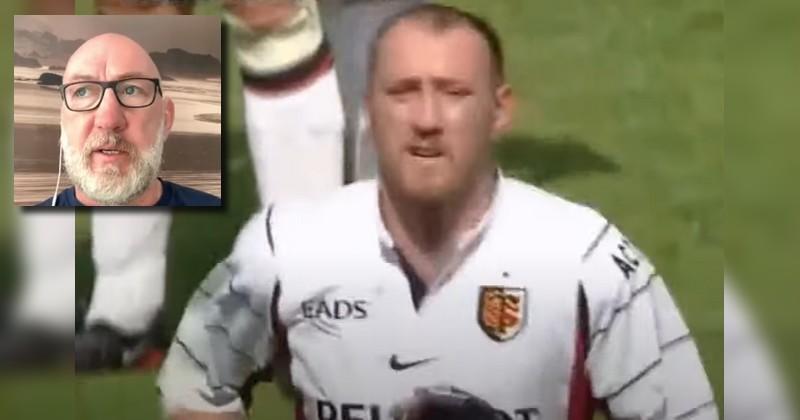 VIDEO. Adopté par Toulouse et la France, Trevor Brennan est fier de voir ses fils avec le maillot bleu