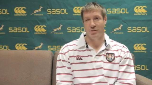 Afrique du Sud : les Springboks avec Bakkies Botha, sans Ralepelle et Vermaak