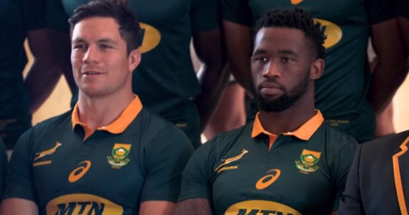 AFRIQUE DU SUD : Siya Kolisi nommé capitaine des Springboks pour la tournée d'été