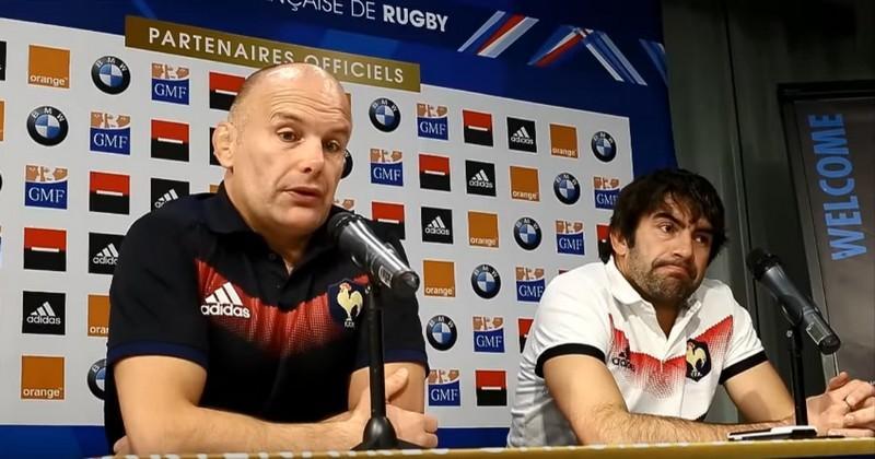 Fédérale 1 - Aix-en-Provence lorgne Yannick Bru et Jean-Frédéric Dubois
