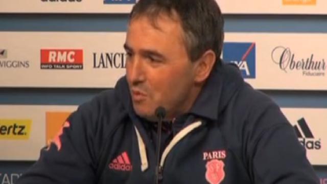 Top 14. Le manager Alain Elias quitte le Stade Français