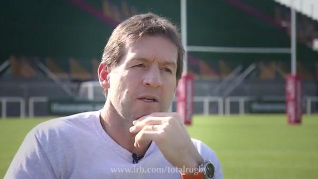 Alain Rolland arbitera la finale de la H Cup, des arbitres français pour la finale de l'Amlin Cup