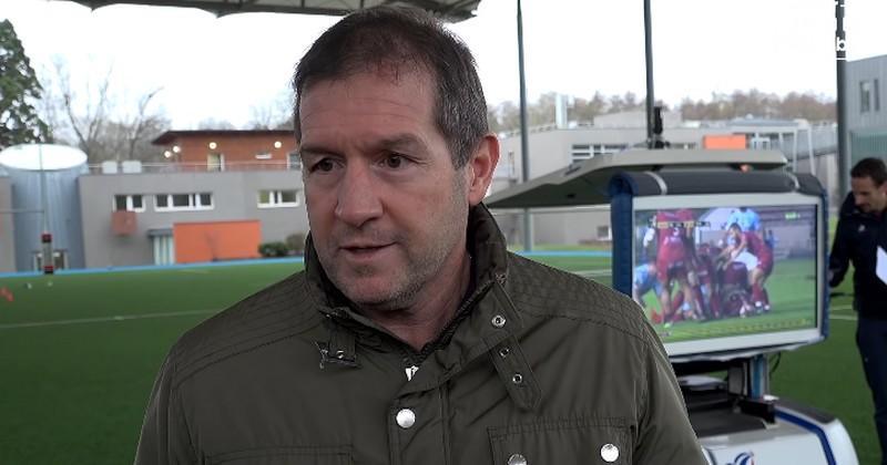 Alain Rolland ne sera plus le patron des arbitres à World Rugby