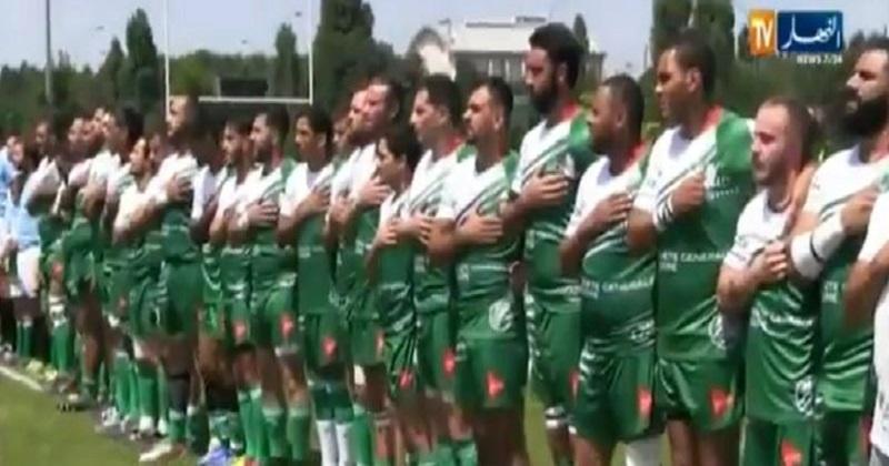 Rugby Africa Silver Cup: L'Algérie dompte la Zambie pour s'offrir le titre