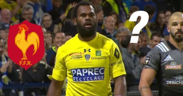 XV de France : et si Alivereti Raka portait le maillot bleu dès 2018 ?